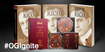 Image result for organo gold think and grow rich