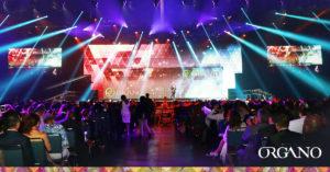 M&M Rebrand & Ignite Convention