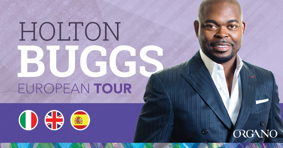 Holton Buggs European Tour
