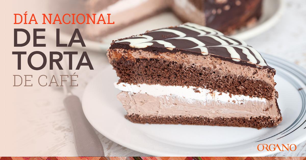 Dia de la Torta de Café