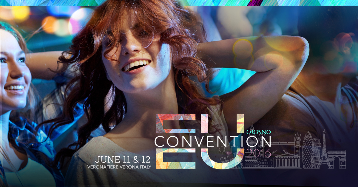 Image result for Organo eu convention italy