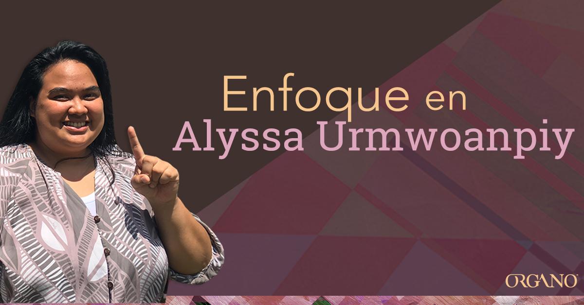 Alyssa Urmwoanpiy