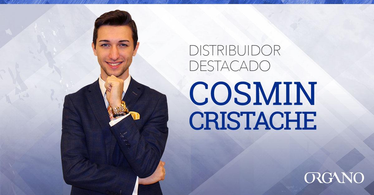 Distribuidor Destacado Cosmin Cristache