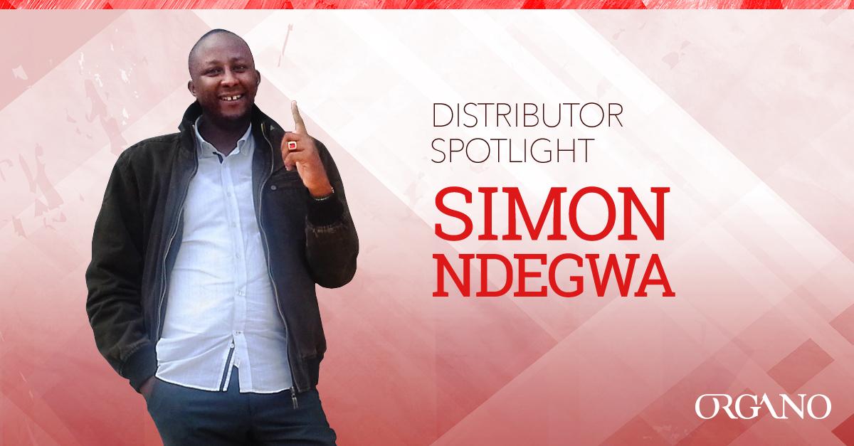 Distributor Spotlight Simon Ndegwa