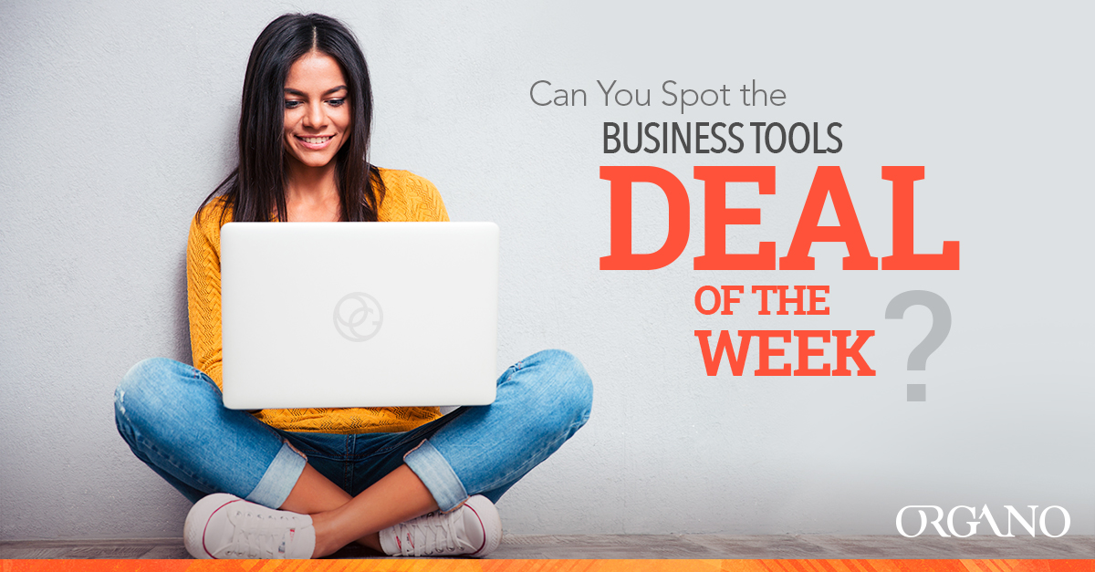 Business Tools Deal of the Week