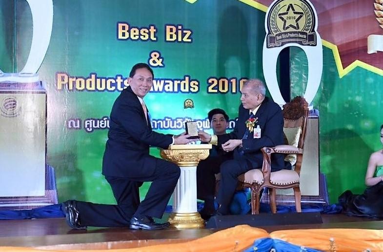 ORGANO Thailand - award