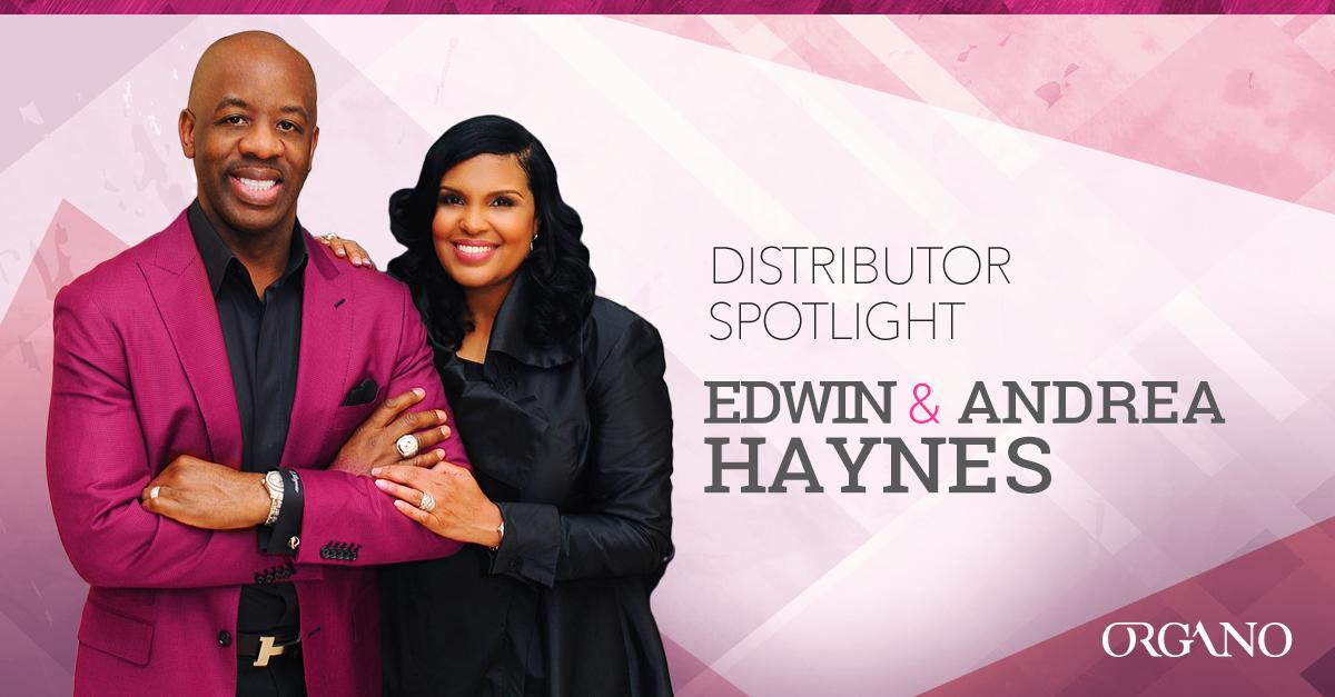 Distributor Spotlight: Edwin Haynes