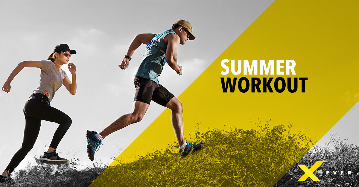 summer workout_Eng