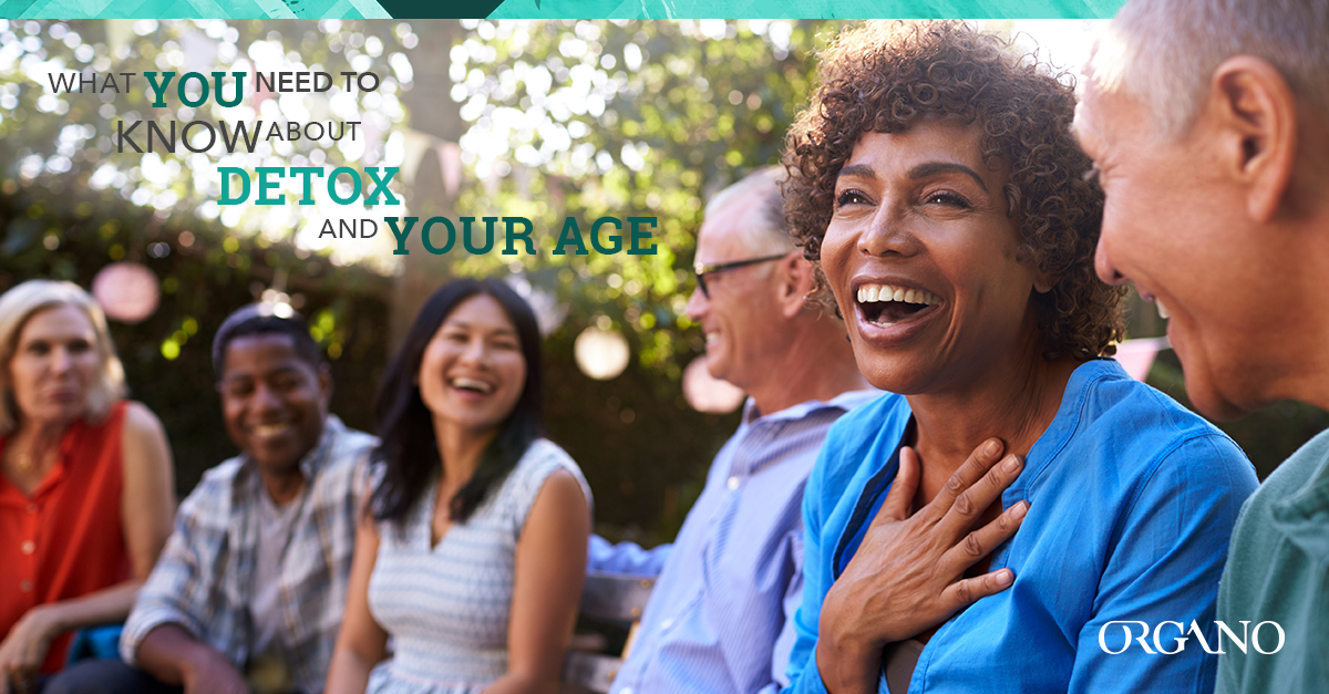 What You Need to Know About Detox and Your Age