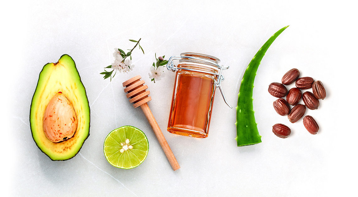 Three Ingredients for the most common Skin Issues