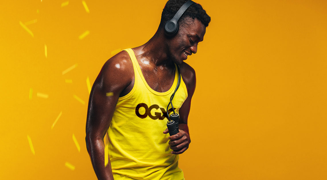 3 Playlists to Rock your Workout with OGX