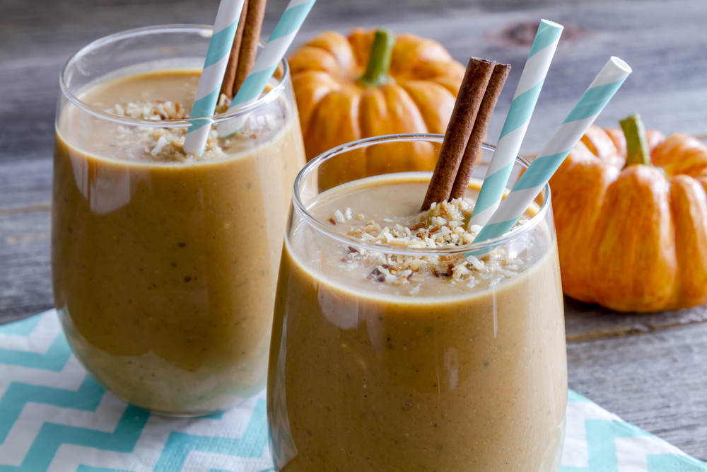 Pumpkin Spice FENIX Smoothie