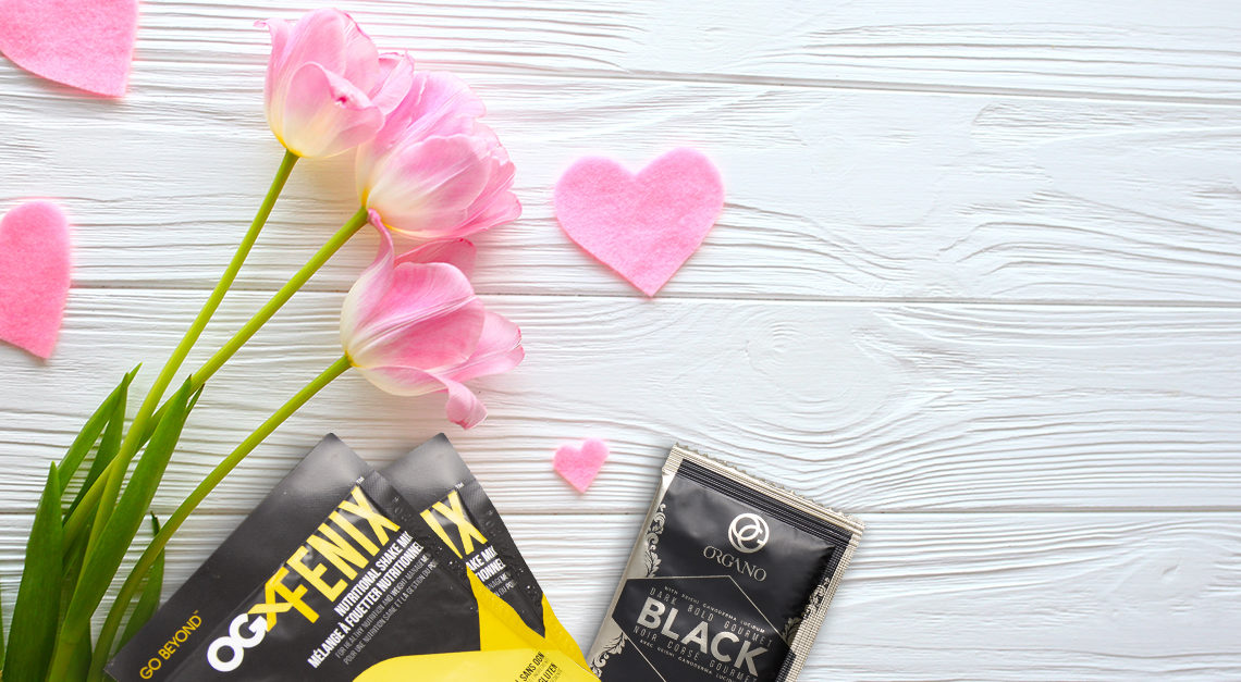 Prepare your Mother's Day gift with ORGANO
