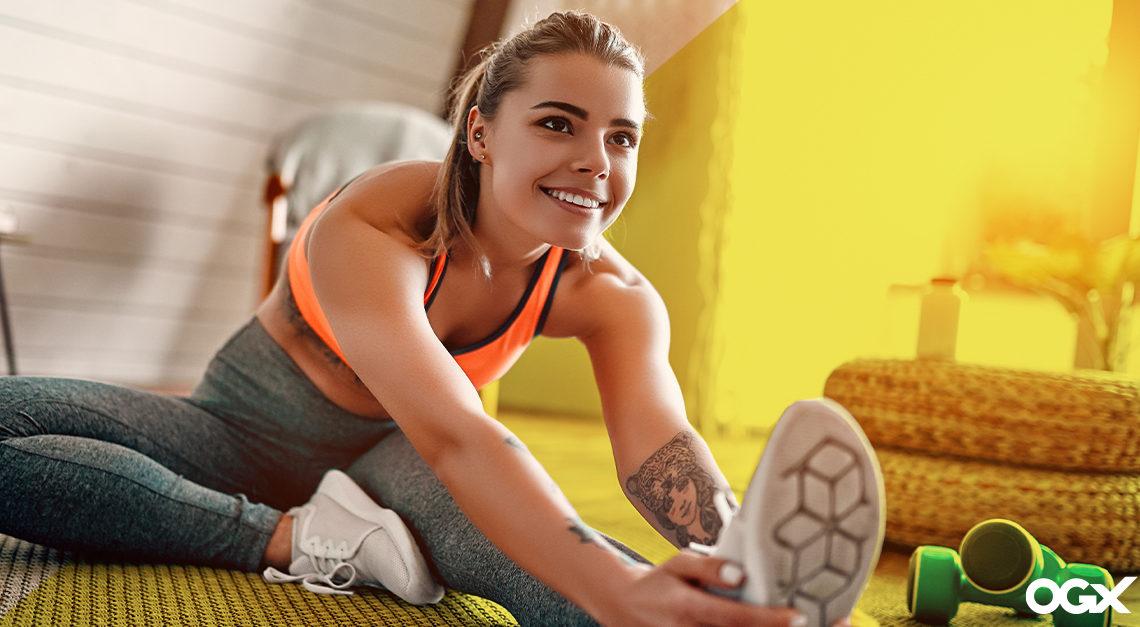 4 Unique Indoor Cardio Routines