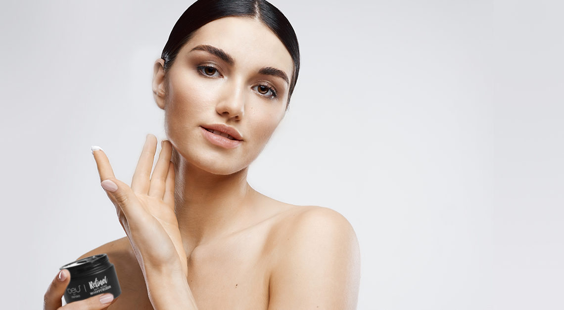 Skincare: it applies to your hands and neck as well