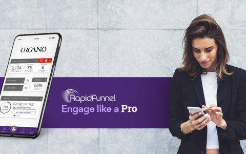 organo rapid funnel app