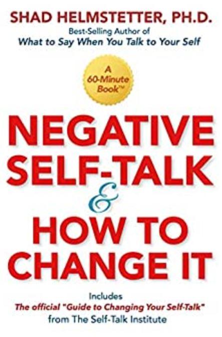 negative self talk book