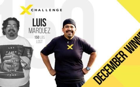 organo OGX winner Luis Marquez