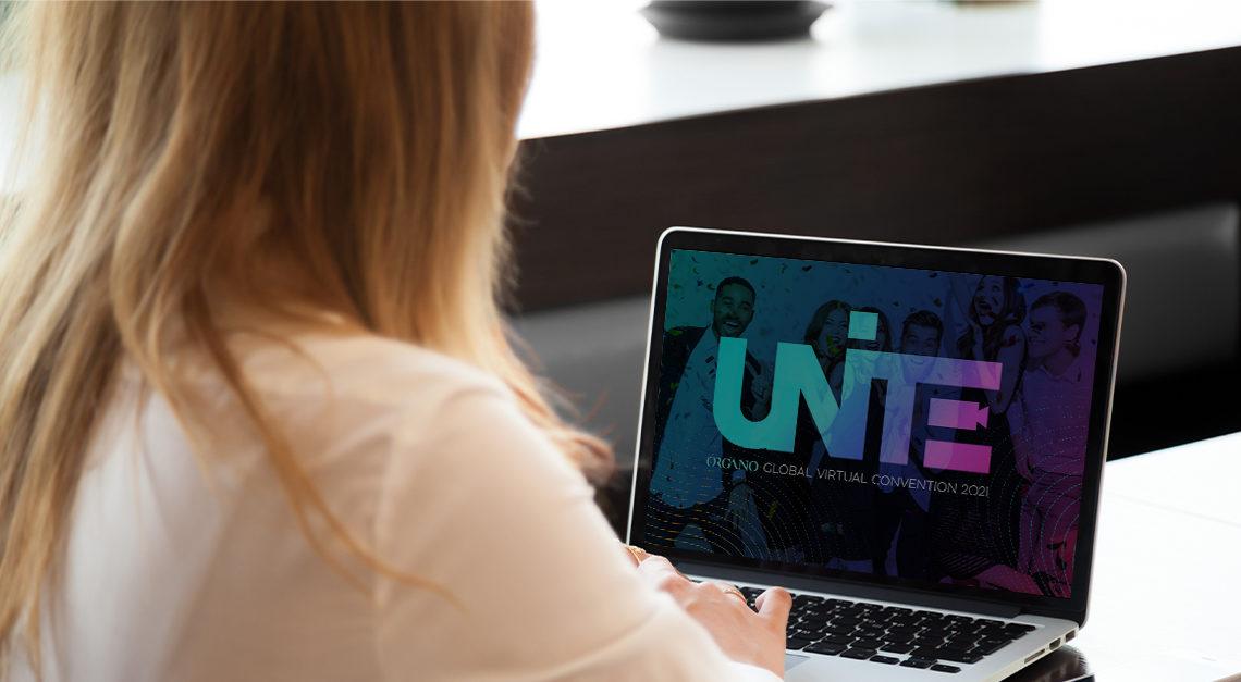organo unite 2021 virtual event