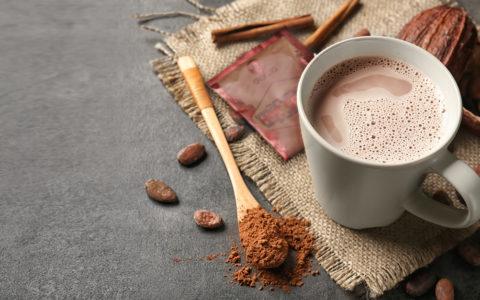 organo hot cocoa