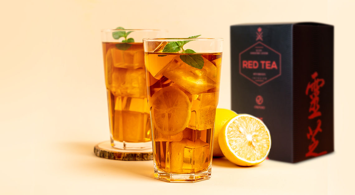 organo red tea recipe